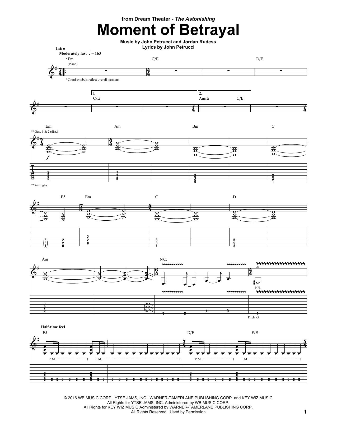 lakewood better than life chords pdf