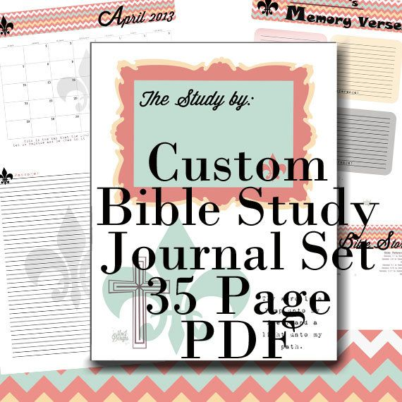 why study the bible pdf