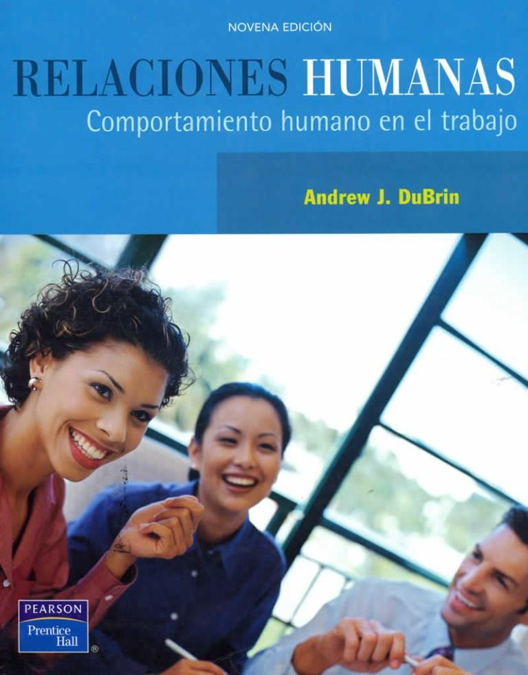 human relations andrew dubrin pdf