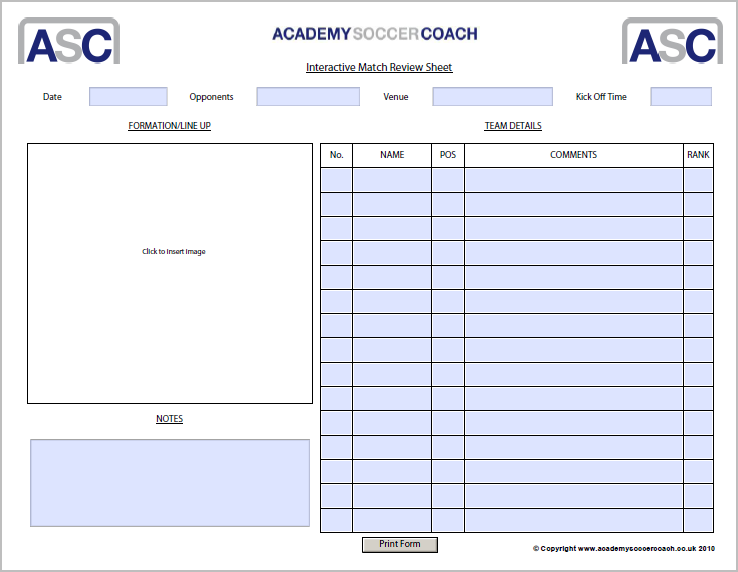 soccer academy training sessions pdf