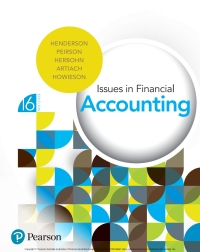 issues in financial accounting henderson pdf