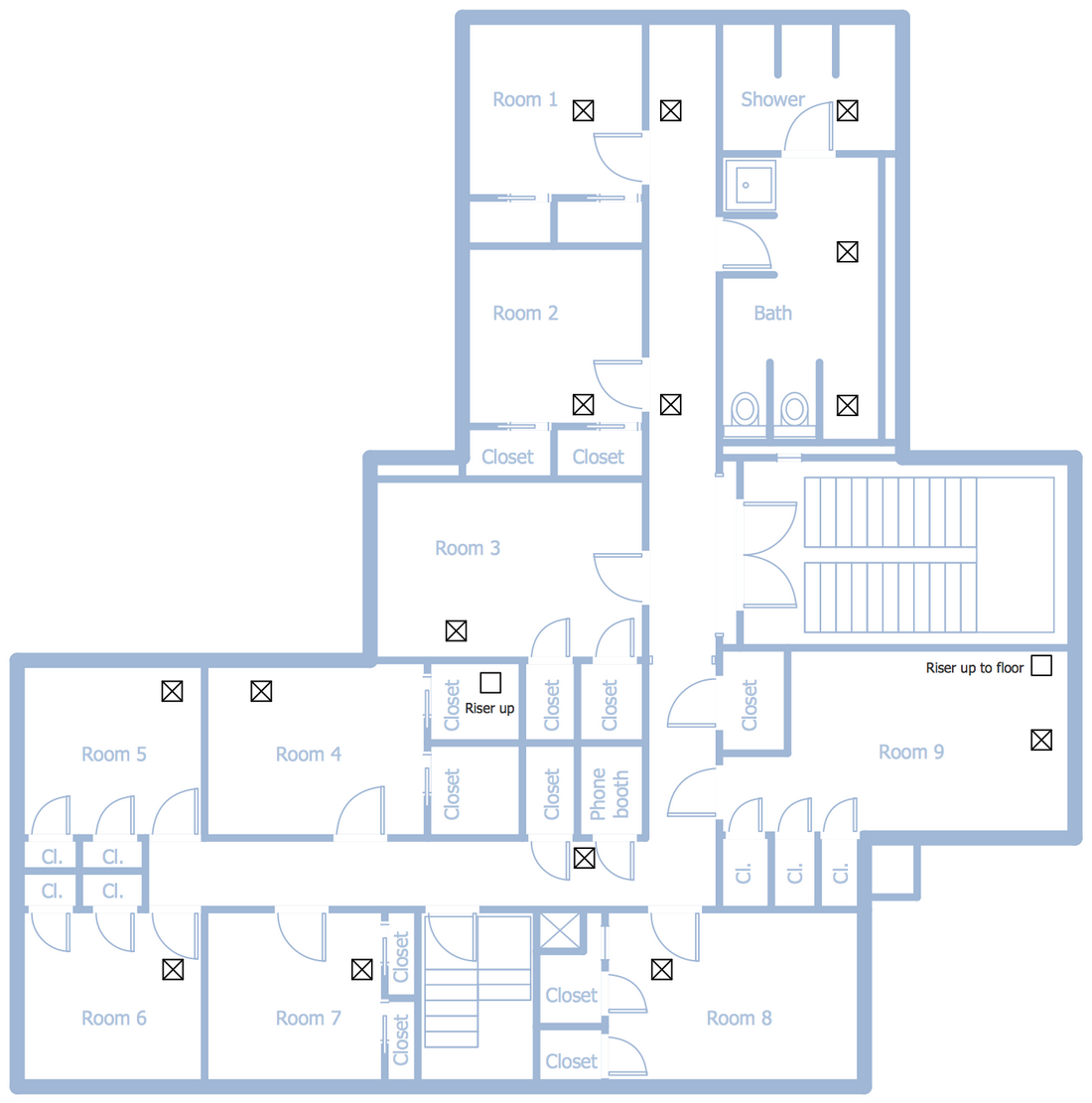 convert pdf floor plan to 3d free