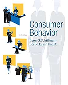 consumer behaviour by schiffman and kanuk pdf free download