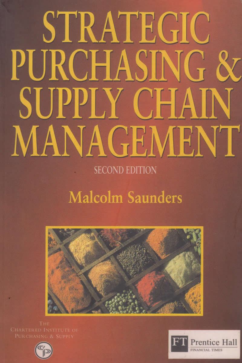 strategic purchasing and supply management pdf