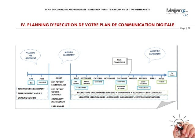 exemple plan de communication digitale pdf