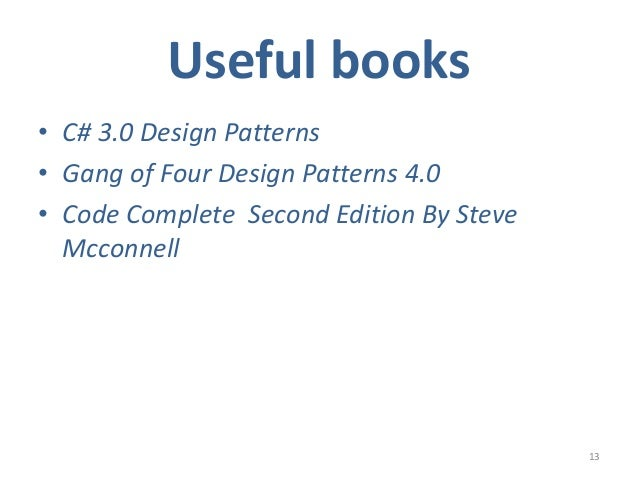 code complete 2nd edition by steve mcconnell pdf