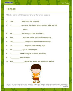 free practice sheets on present continuous tense pdf