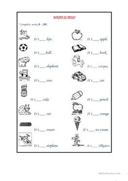 definite and indefinite articles in french exercises pdf