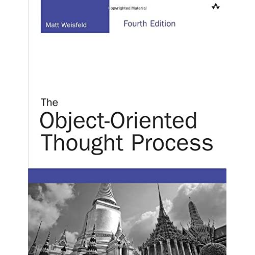 the object oriented thought process 4th edition pdf