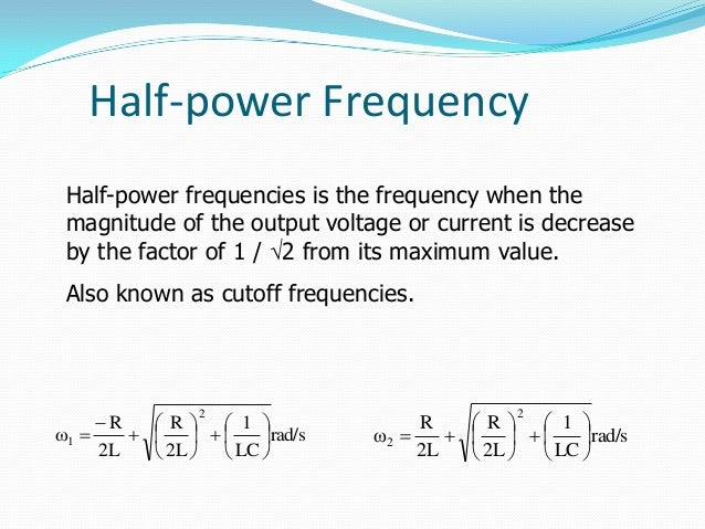 difference between series and parallel resonance pdf