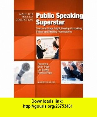 public speaking for success pdf