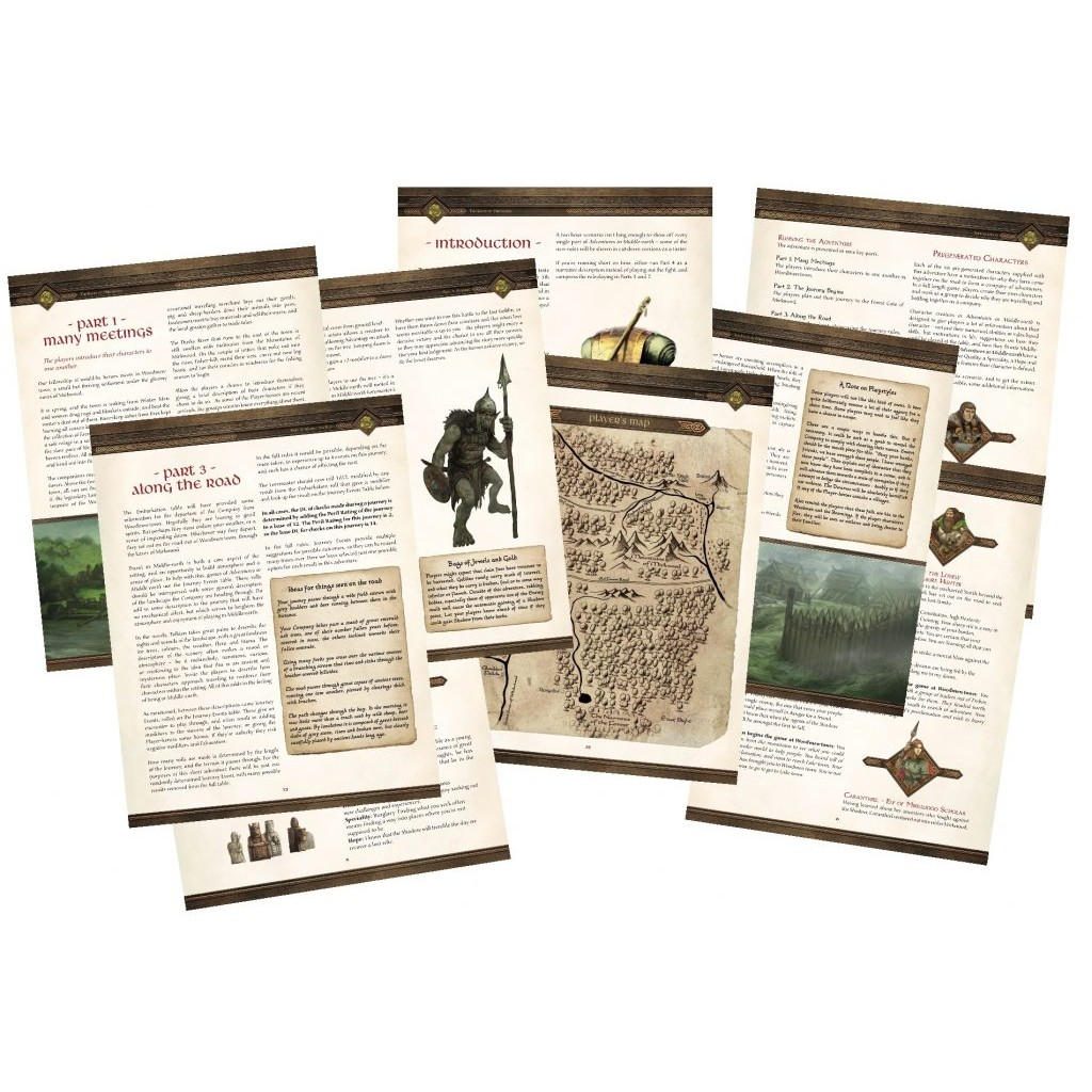 adventures in middle earth loremaster pdf