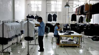 china textile industry 2016 pdf