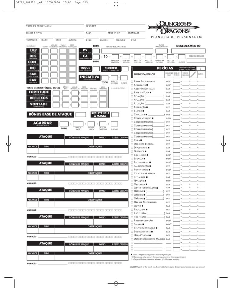 dungeons and dragons 3.5 pdf free