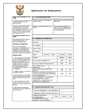 fill up application for pdf
