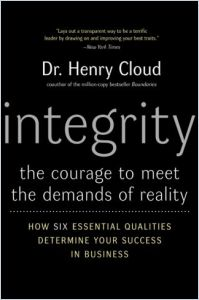 integrity the courage to meet the demands of reality pdf