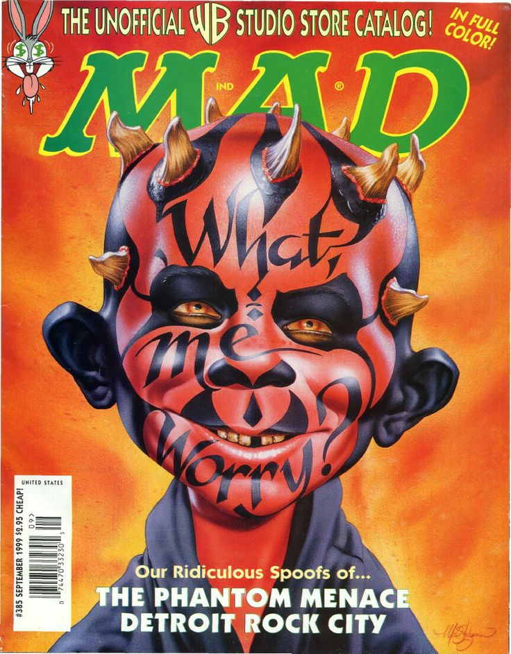 mad magazine star wars pdf