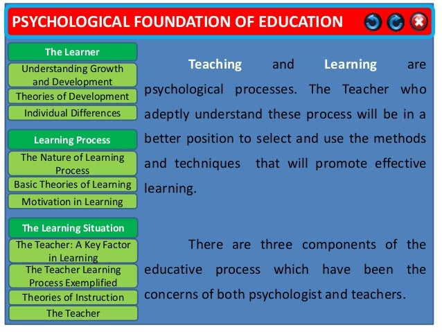 teaching theories in education pdf