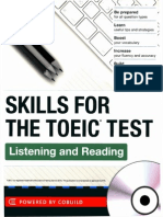 toefl reading test with answers pdf
