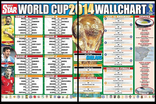 world cup wall chart pdf